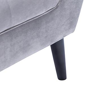 Solid Wood Leg Design