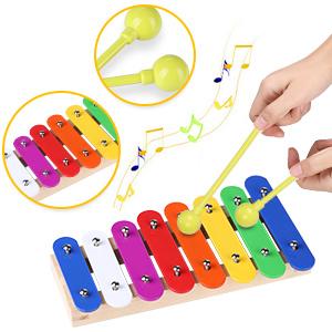 instruments de musique pour bébé