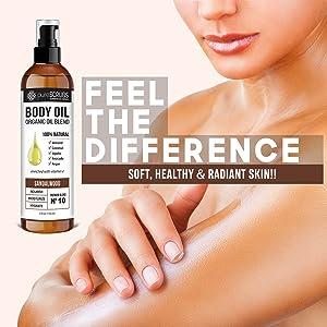 Sandalwood Body Oil