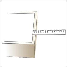 install single hole cabinet pulls