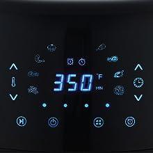 air fryer-presets