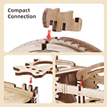 3d wooden puzzles for adults