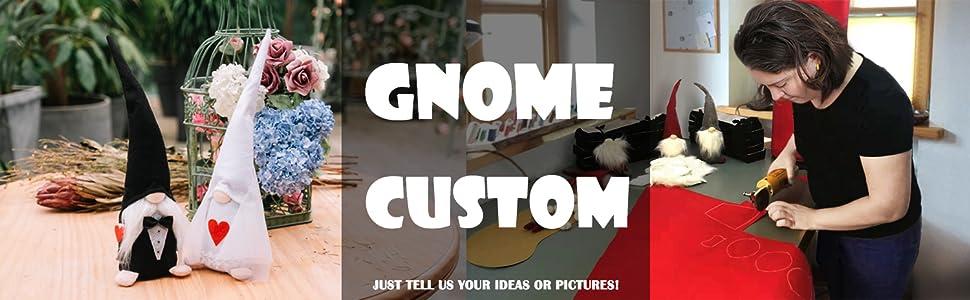 Gnome Custom