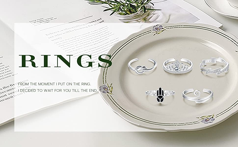 knuckle rings for women