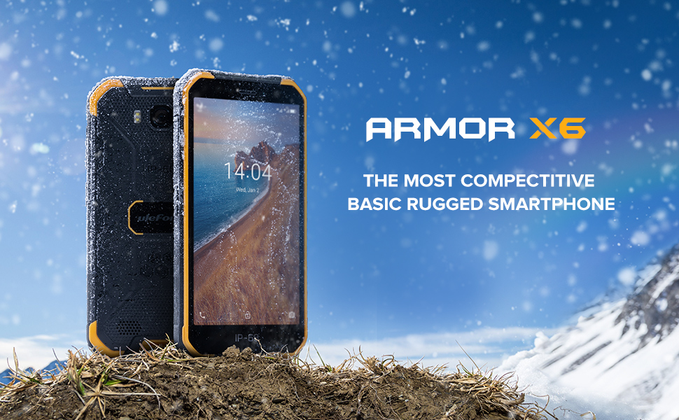 ulefone armor x6 rugged phones rugged smartphone rugged cell phone waterproof smartphone