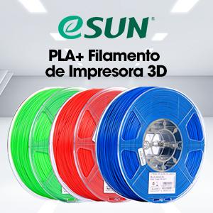 eSUN PLA Plus Filamento de Impresora 3D, Filamento PLA+ 2.85mm ...