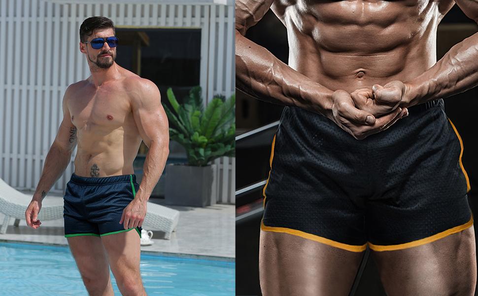 aimpact swim shorts WORKOUT SHORTS