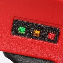 3-level Battery Indicator