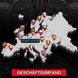 2x Gasfeder Dämpfer Heckklappe Kofferraum Für A3 Sportback 8va 8vf Schrägheck 2012 2018 8v4827552 Auto