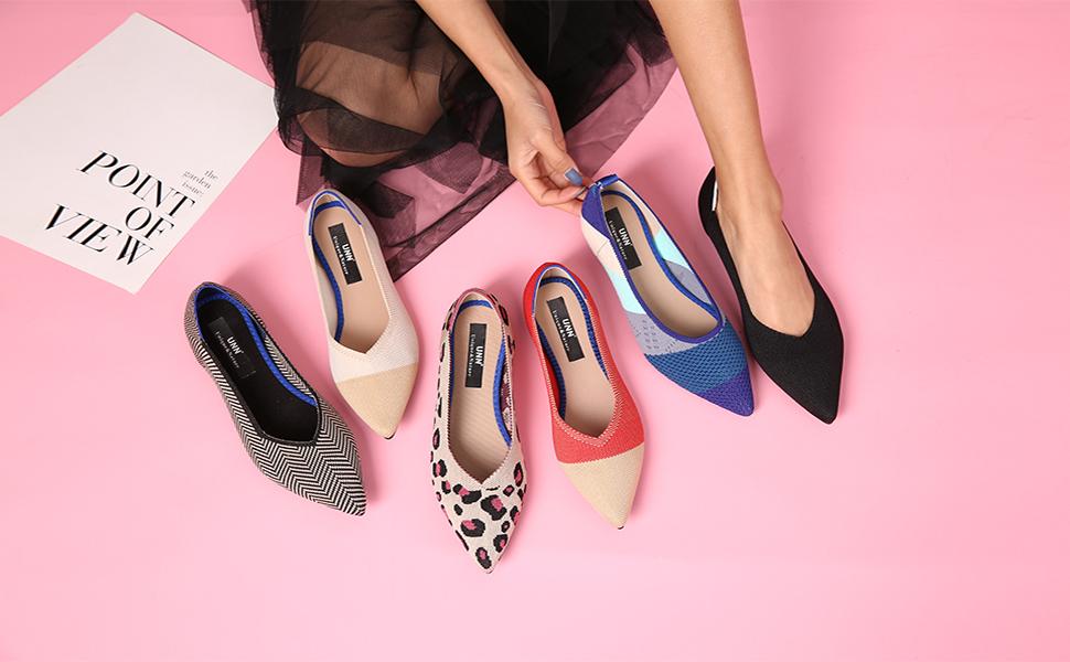 UNN Ballet flat shoes