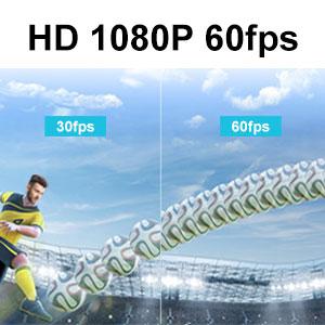 HD 1080P 60fps Webcam