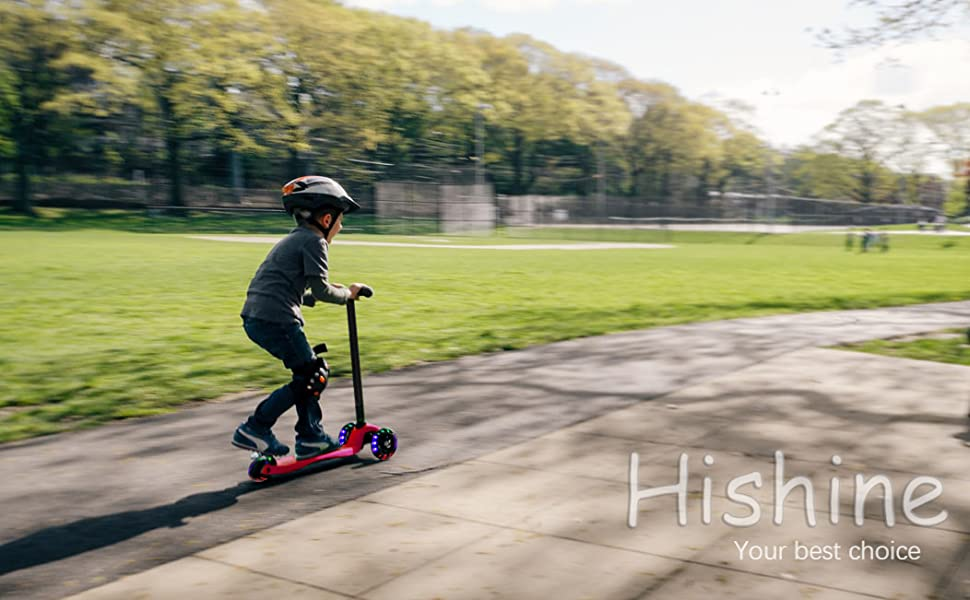 Kick Scooter for Kids for Boys Girls Toddler 3 Wheels Scooter