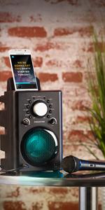carioki keriokie karioki and speakers sing singsation best mic careoke machines speaker the screen