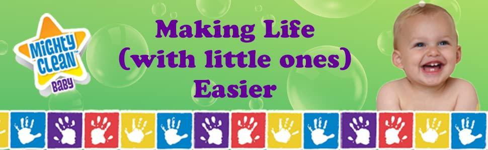 Making Life (with Little Ones) Easier