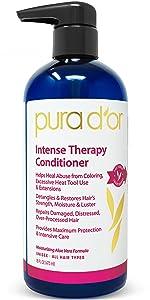 condition restore repair heal organic natural hair tools bleached dye
