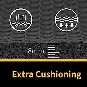 Cambivo exercise mat