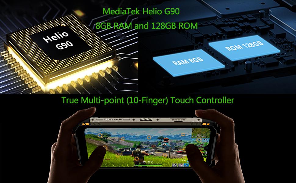 G90 8GB+128GB