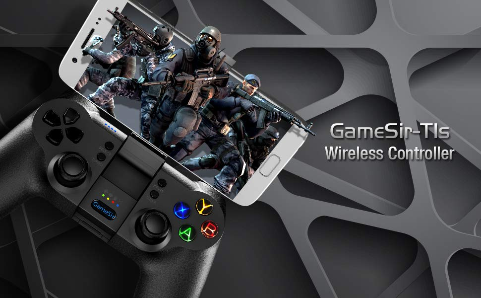 GameSir G3w Wired Gaming Controller for PC Windows,PS3,Android Phone,TV Box