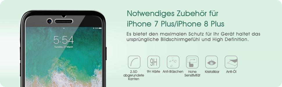 2 St/ück Anti-Bl/äschen Conber Panzerglas Schutzfolie f/ür iPhone 11 Pro, Anti-Kratzen Panzerglasfolie Displayschutz f/ür iPhone 11 Pro Anti-/Öl 9H H/ärte