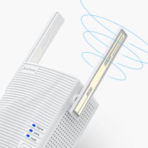network extender with external antennas