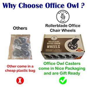 desk chair wheels rollerblade chair wheels chair casters