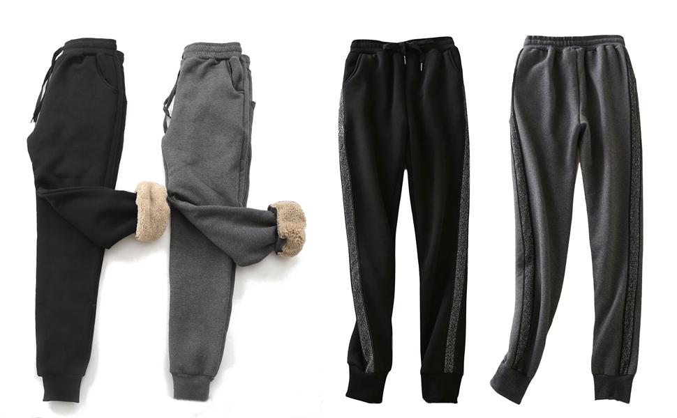 ouxiuli Mens Plaid Sports Trousers Harem Sweatpants Jogger Comfy Pant
