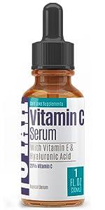 hyaluronic acid vitamin e
