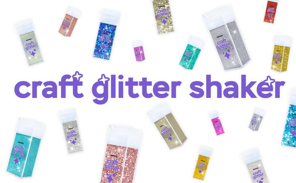 craft glitter shaker