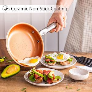 cookware pans
