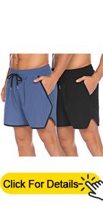"""Men's 5"""" Runnning Shorts"""