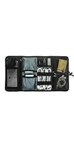 Roll Travel Gear Organizer