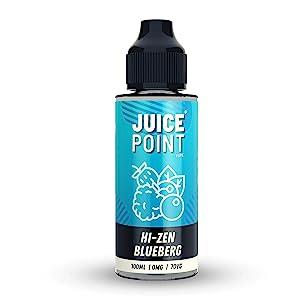 HI-ZEN BLUEBERG by Juice Point Vape 100ml E-Liquid