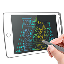 8.5-inch color LCD screen