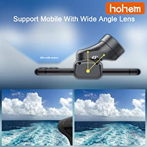 gimbal stabilizer for phone