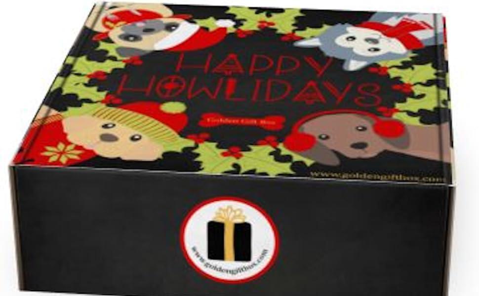 Holiday Barker Box