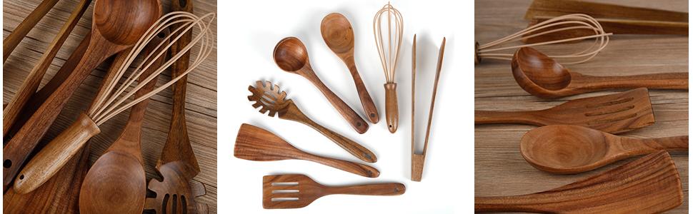 best wood kitchen spoons