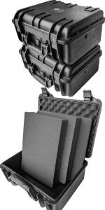 duty stack lockable five pin 4 semi shell custom 18 hand-le ammo caseclub barrel italy universal