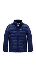 Boy's Puffer Down Jacket