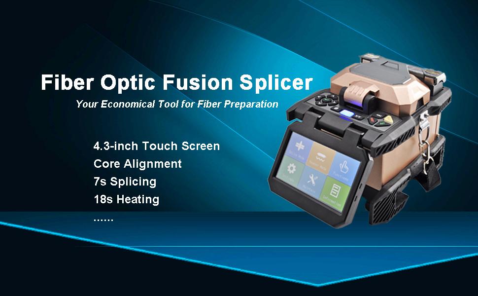 Fiber Optic Fusion Splicer