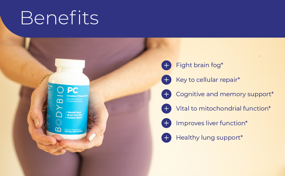 fight brain fog, key to cellular repair, memory support, mitochondrial function, liver lung support