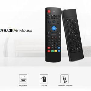 Smart tv remote,android tv remote,remote for android tv,mini keyboard,mini wireless keyboard,