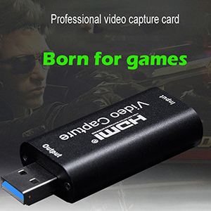 Audio Video Capture Card