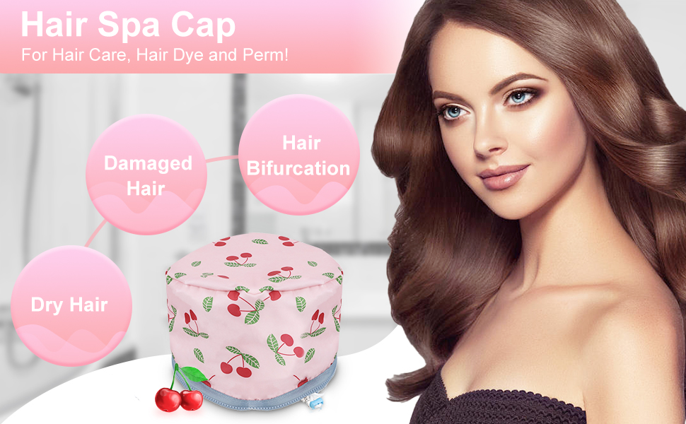 hair care hat