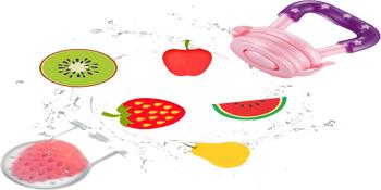 Feeding Drinking Water Teething Pacifier Baby Nipple Fresh Food Fruit Milk Feeding Bottles Nibbler