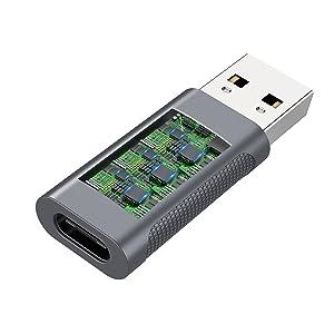 nonda Adaptador USB C a USB 3.0