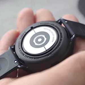 galaxy watch active 2 back cover case