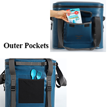 Outer Pockets
