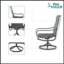 360-degree swivel chair