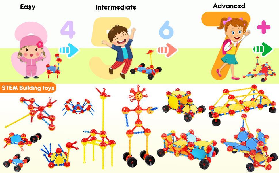 Kids construction toys