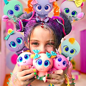 New Distroller Nerlie Neonate Doll Aquanerlie *AQUARINA* With Octopus Costume
